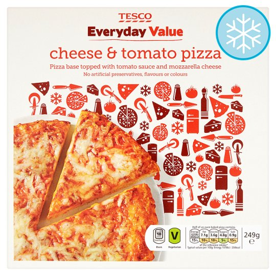Everyday value pizza